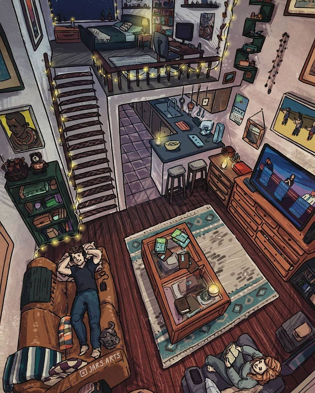 Art On Instagram Art By Jr S Arts Jars Arts Follow Psychedelicpicture For More Art Cabin Art Home Room Design Sims House Plans