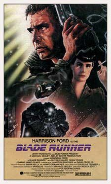 blade runner original movie poster