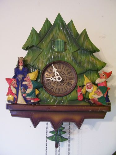 cuckoo clock gnomes black forest cuckoo clock running clock  cuckoo mad bonkers crazy in internet slang chat texting