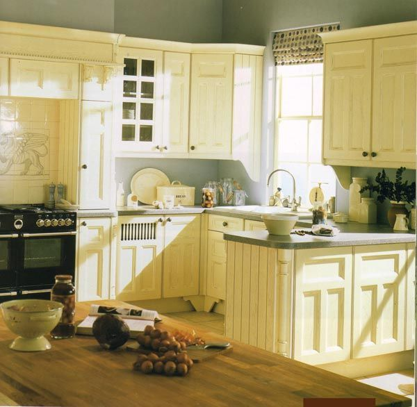 Kitchen Design Sussex: Shabby Chic Kitchen Design
