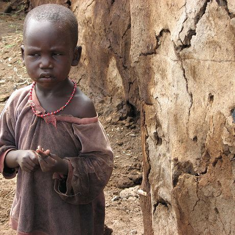#Child of the world#KENIA
