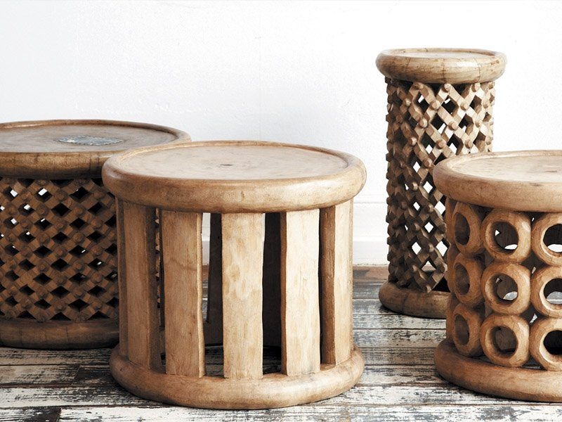 African Inspired Furniture
