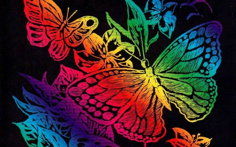 Butterfly Wallpaper Colorful Butterfly Wallpapers 21 High