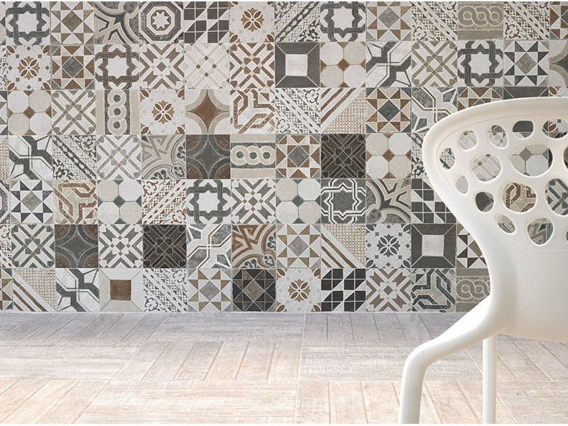Rio Retro Mix Matt 20 Floor And Wall Tiles Tilespace Tiles Co