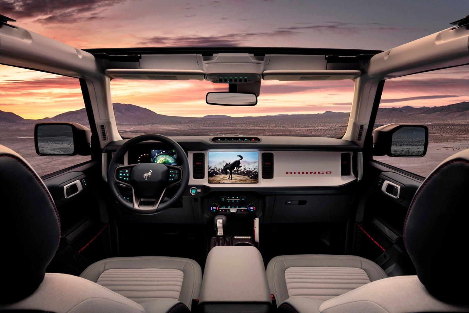 2021 Ford Bronco Revealed It's Everything We Hoped For