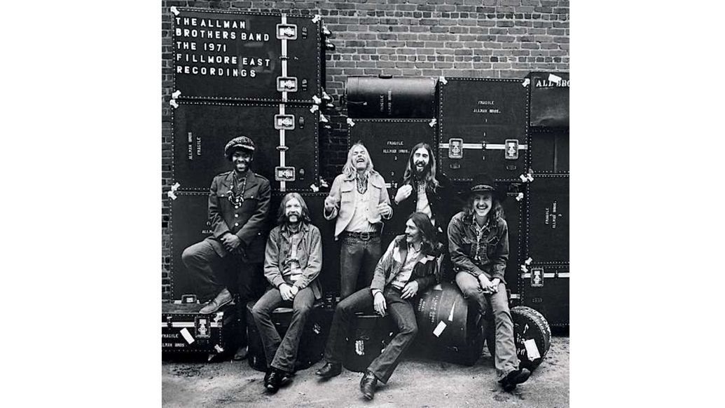 The Allman Brothers Band, 'The 1971 Fillmore East Recordings'
