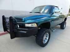 Dodge Ram 1500 No Reserve 1997 Dodge Ram 1500 4x4 Lifted Off Road No Reserve Dodge Ram 1500 Dodge Trucks Dodge Ram