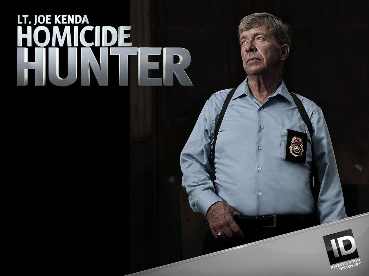 Lt Joe Kenda From Homicide Hunter Investigation Discovery
