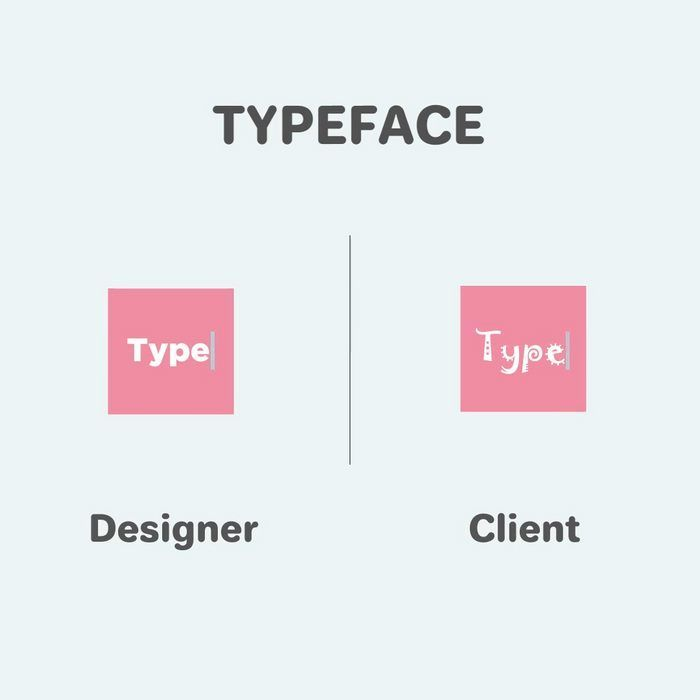 11 Differences Between Designers And Clients That Prove They Will Never Get Along Graphic Design Memes Graphic Design Humor Graphic Design Quotes