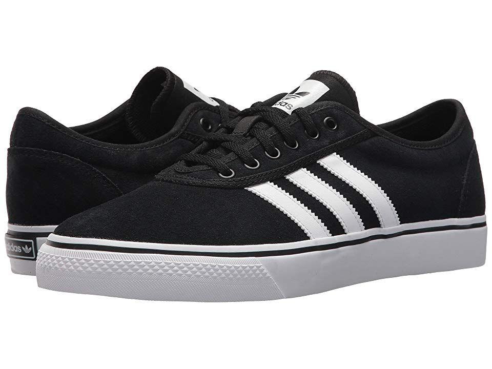 adidas Skateboarding Adi Ease Skate Shoes Core Black