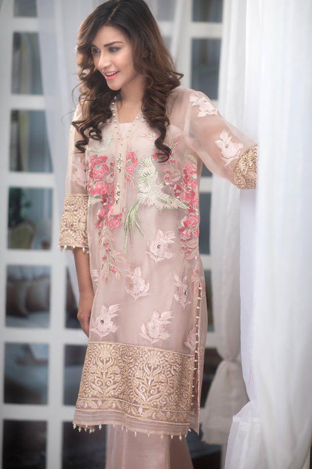 a6aa1358ef Agha Noor Luxury Summer Festive Collection 2017 | Desi Festival Wear ...