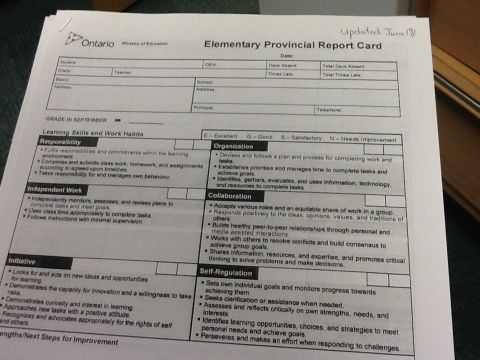Potential Repot Card Comments Report Card Comments Skills To Learn Teaching