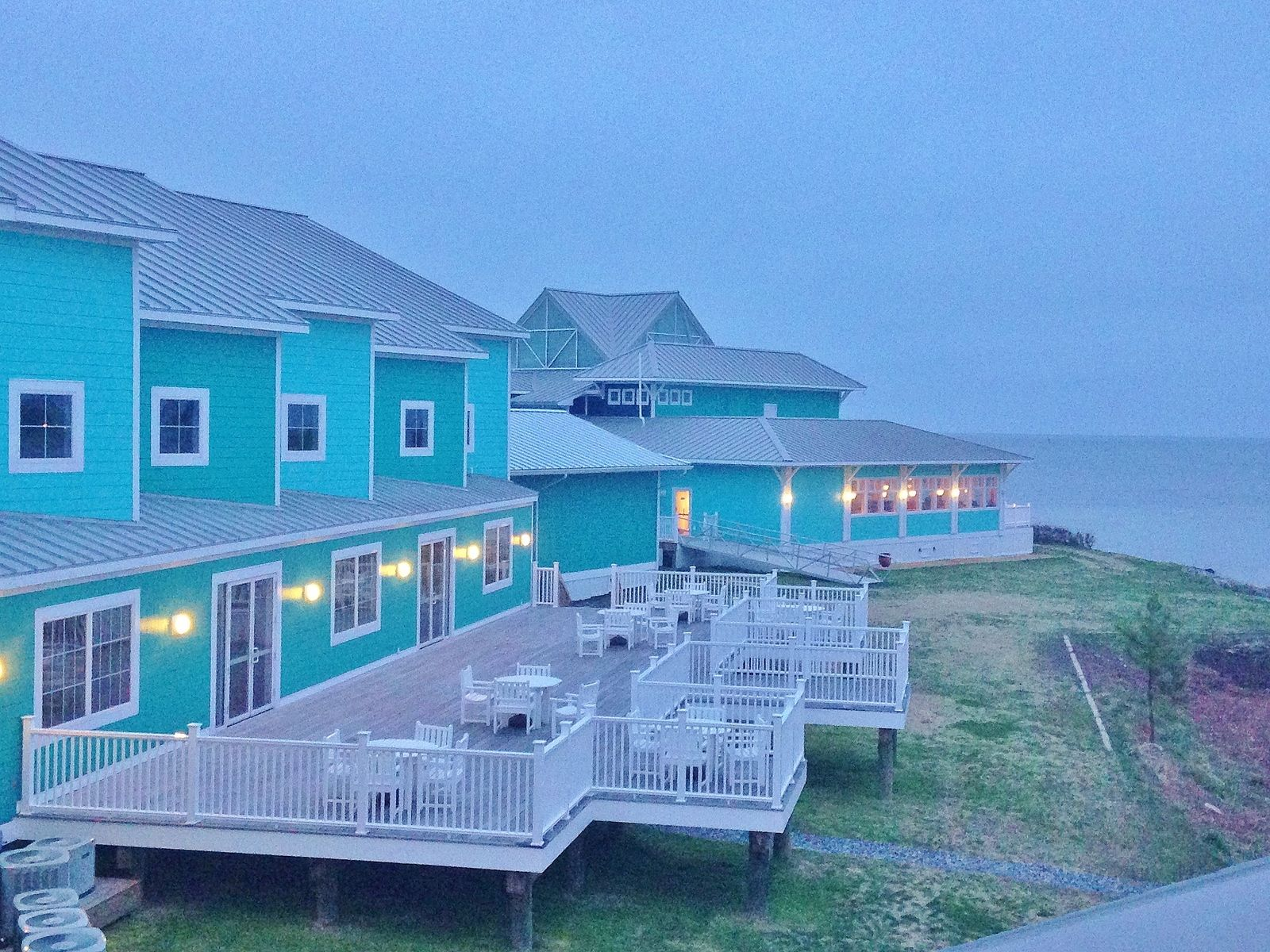 The Oyster Farm At King S Creek Cape Charles Va Virginia Hotels Beach