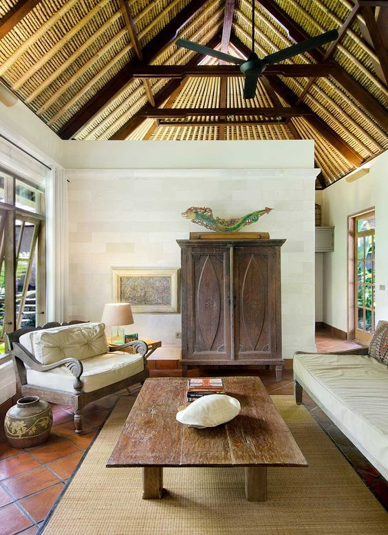 Balinese Interior Design #interior #exterior
