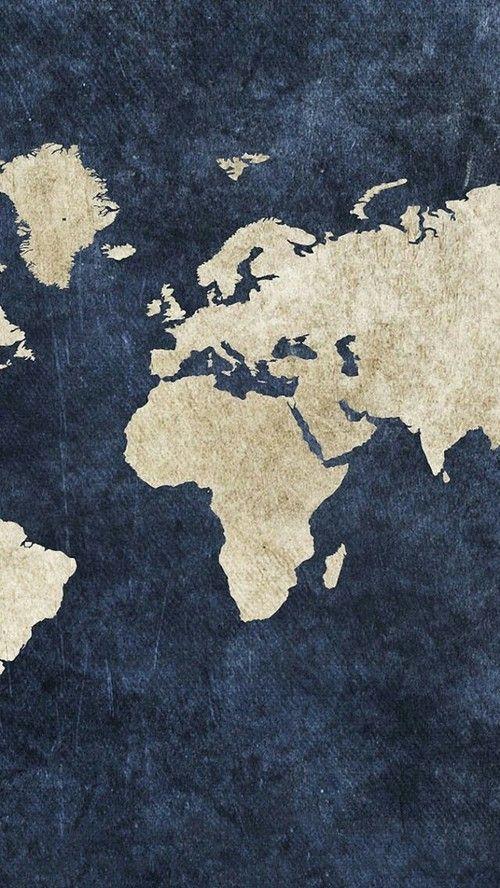 Imagem de wallpaper and map Backgrounds Pinterest Wallpaper - new world time map screensaver free download