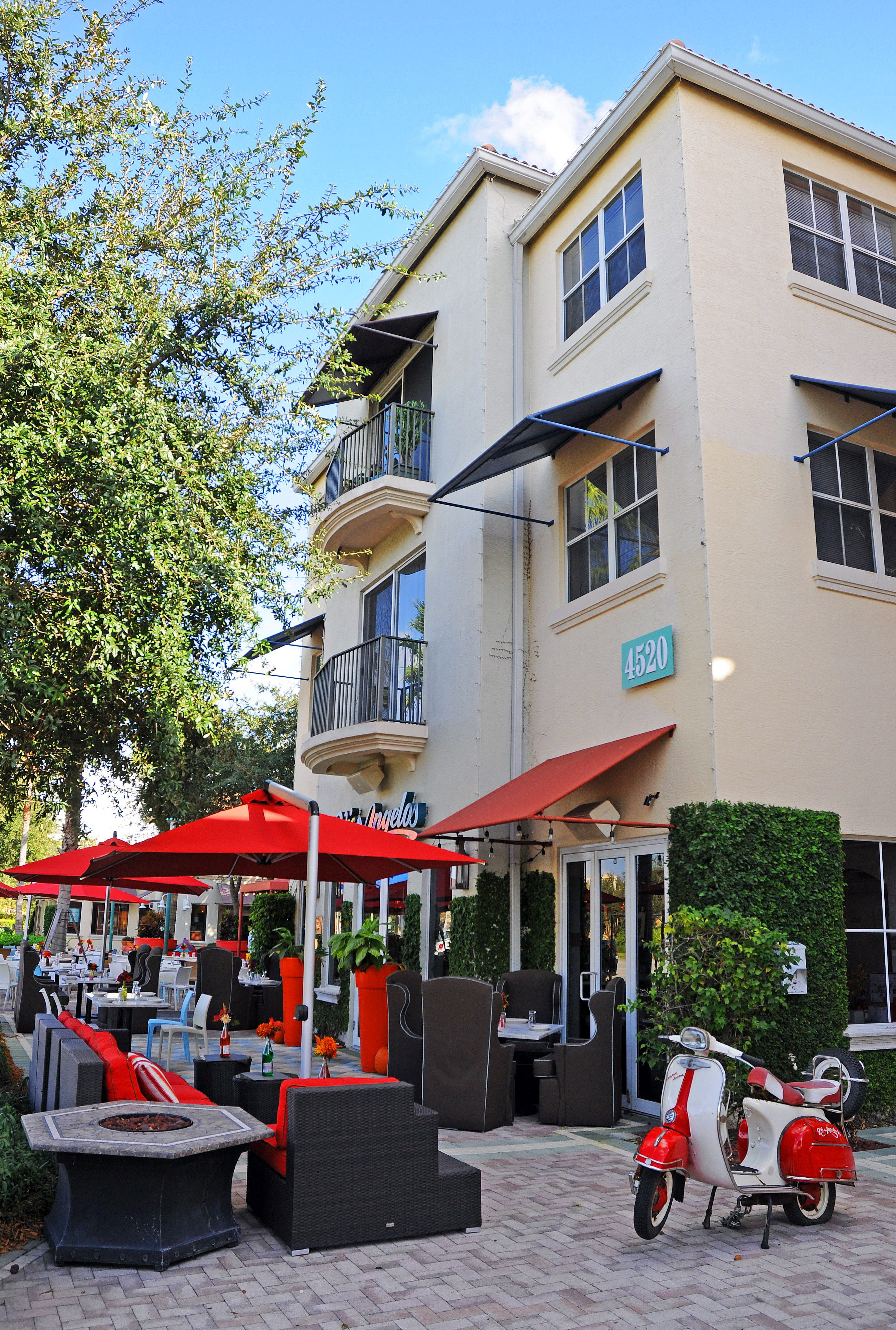 Palm Beach Gardens and all its great Mid Town shops and