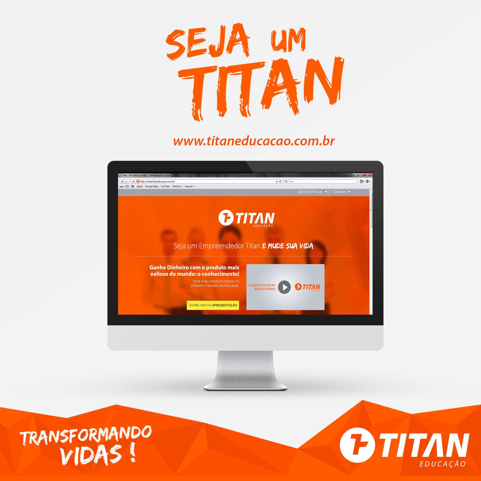 Seja um Titan