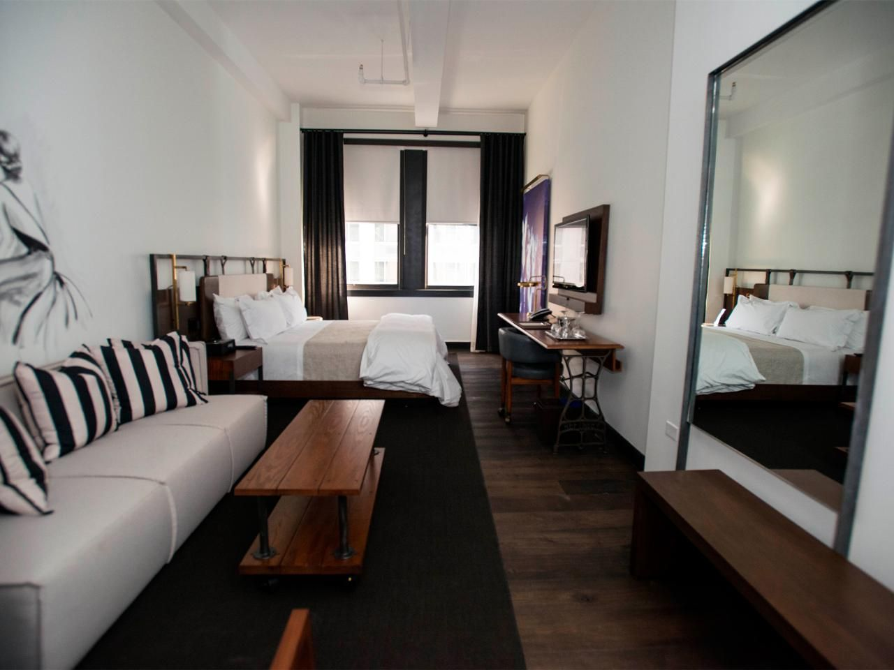 Refinery Hotel New York City The 10 Best Boutique Hotels Travelchannel