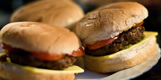 Easy burger recipes beef
