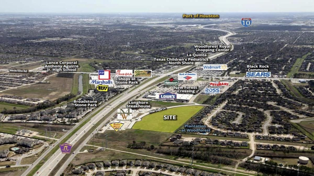 Luxury Apartments coming to east side of Houston!