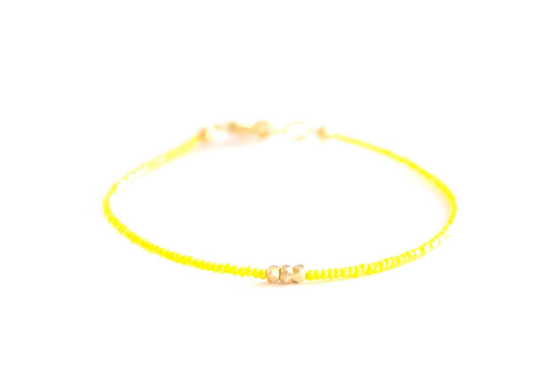 Three Wishes Bracelet - Daisy