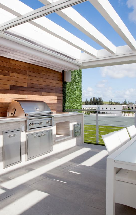 21 Gorgeous Outdoor Kitchen Ideas That Ll Put Your Indoor Setup To Shame Outdoor Kitchen Outdoor Kitchen Design Outdoor Kitchen Decor