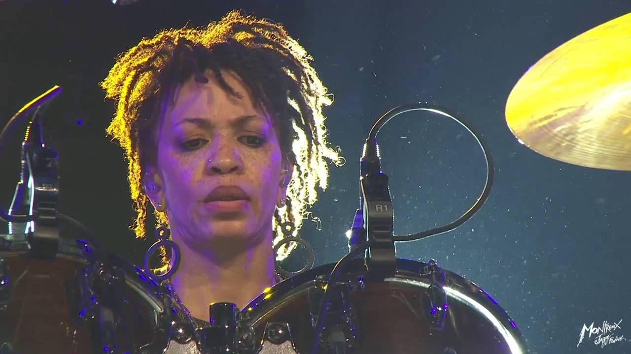 Santana Corazon Espinado Bass Drums Solo Min 17 25 Live At Montreux 2016 Top Top Drum Solo Bass Drums Santana
