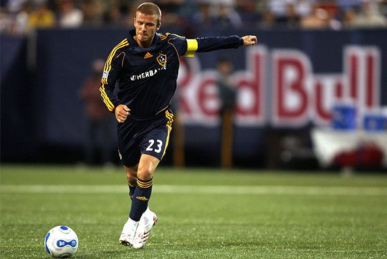 La Galaxy The Los Angeles Galaxy Announced Thursday That They Ll Meet England Play Soccer David Beckham La Galaxy
