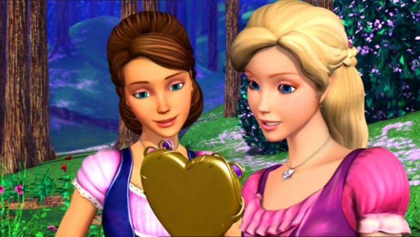 Free Barbie Movie Wallpapers Download Barbie The Diamond Castle