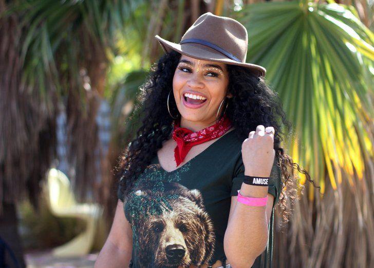 Pin for Later: Dieses Accessoire ist gerade ein Mega-Trend bei Coachella Bandana Trend bei Coachella 2016