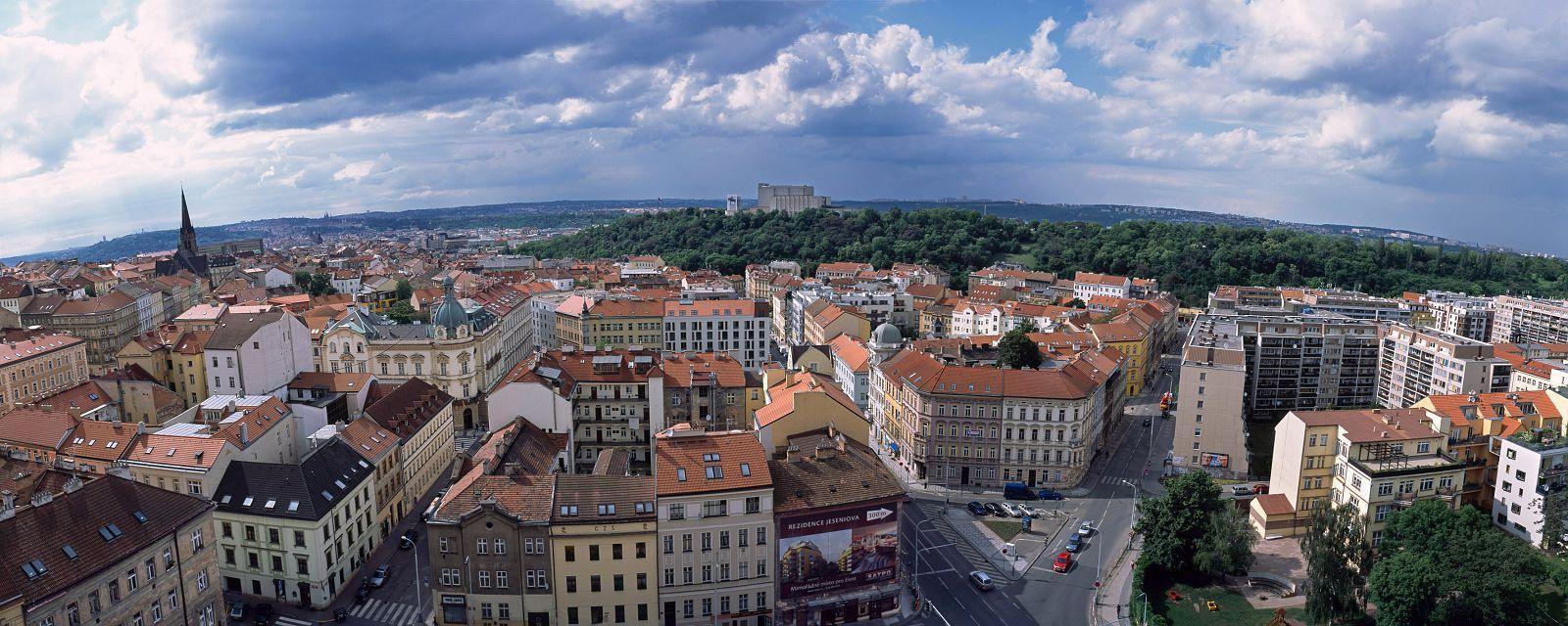 Praha, Vítkov  Žižkov