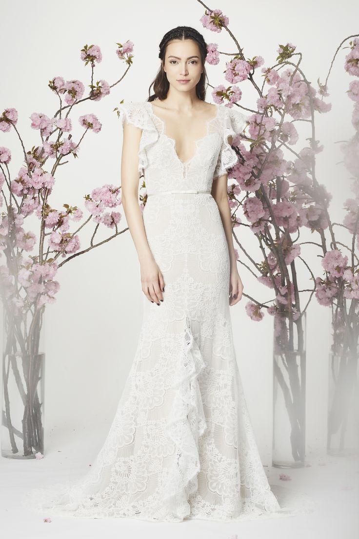 Tendance robe du mariage the marchesa notte spring