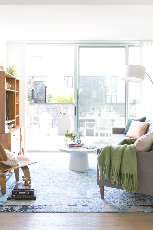 25 Cozy Apartment Living Room Decorating Ideas in 2020 ...