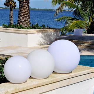 Publiclight Miami Waterproof Outdoor Lighting And Color Changing Led Ball With Remote Overstock