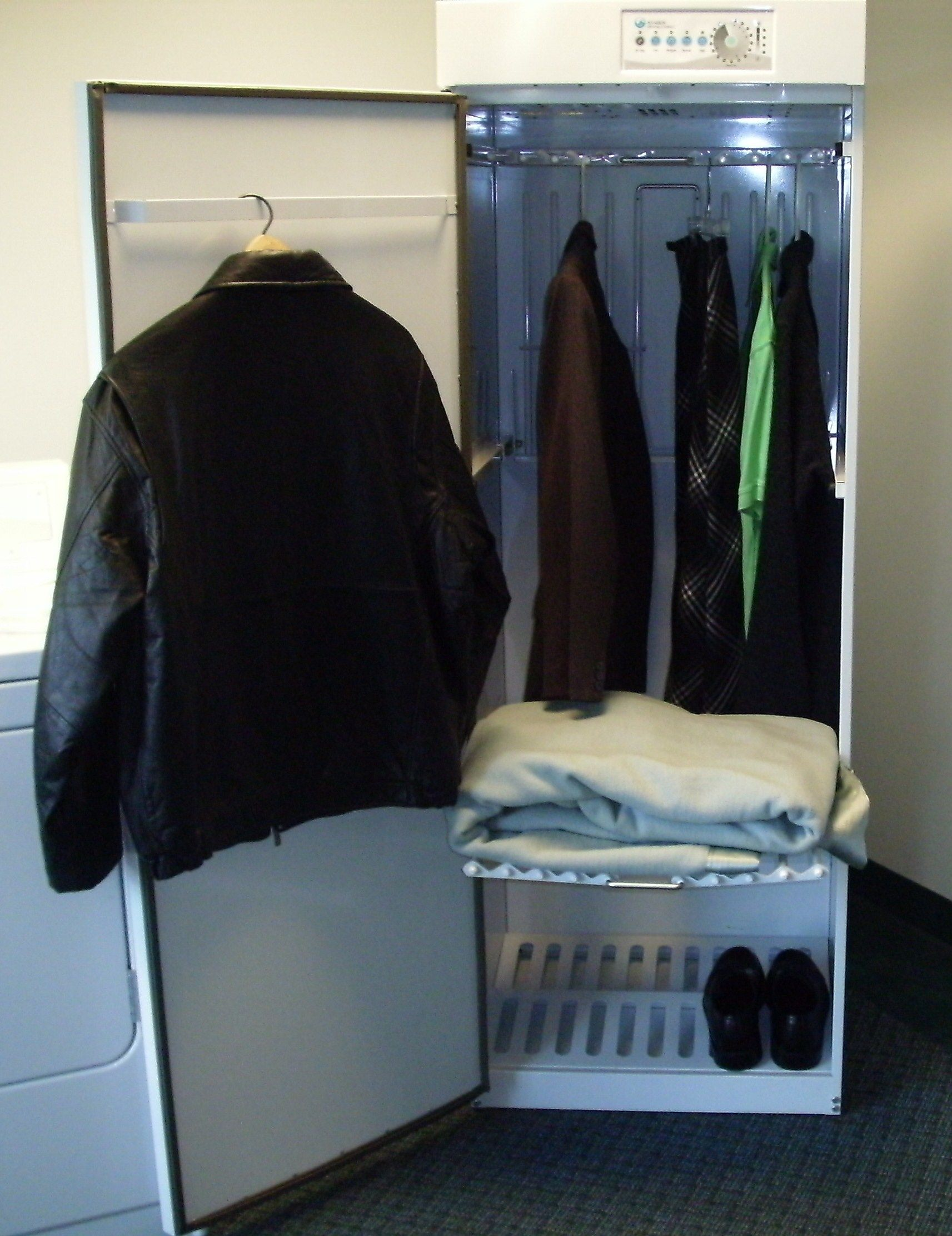 Clothes Drying Cabinet ~ The staber clothes drying cabinet is manufactured in