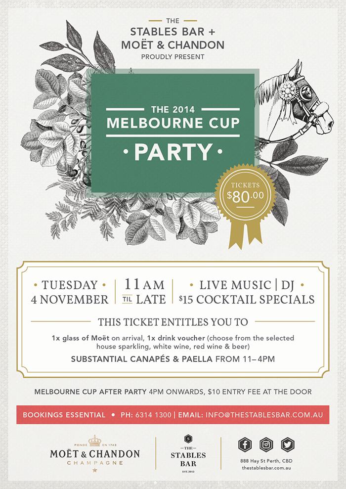 Melbourne Cup Invite | Idea | Pinterest | Melbourne cup, Melbourne ...
