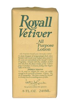 Royall Fragrances Royall Vetiver by Royall Fragrances for Men - 8 oz Lotion