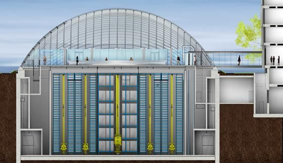 The University Of Chicago Library Automated Storage And