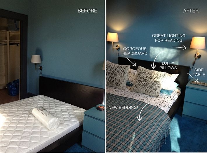 Check out Room Makeover with Annette on the IKEA Share Space Blog.