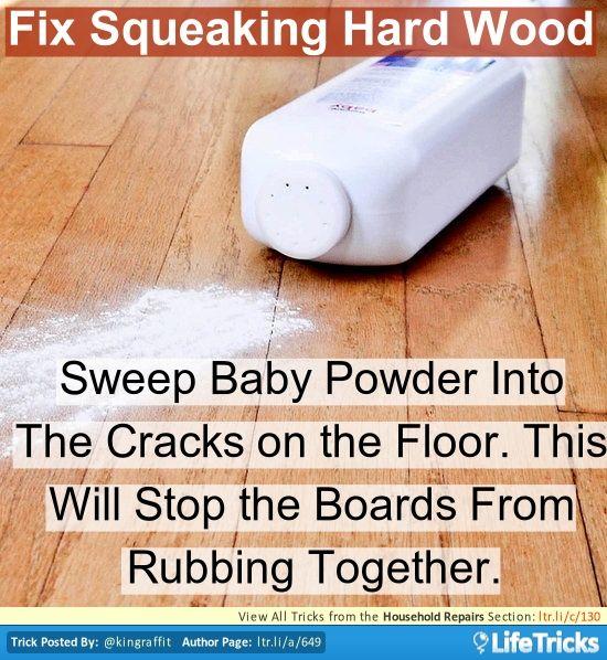 Creaky Wood Floor Fix Flisol Home