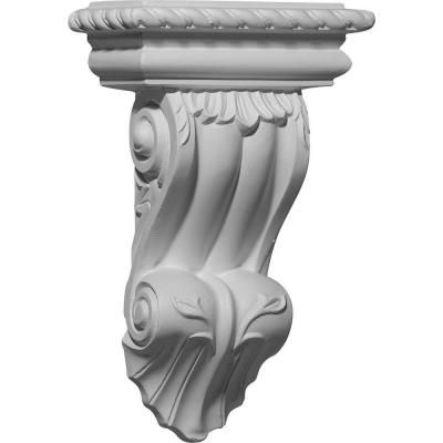 Ekena Millwork 6-7/8 in. x 3-1/2 in. x 11 in. Artis Corbel-COR06X03X11AR - The Home Depot