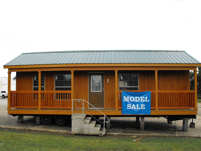 Lowell RV Park Model Homes