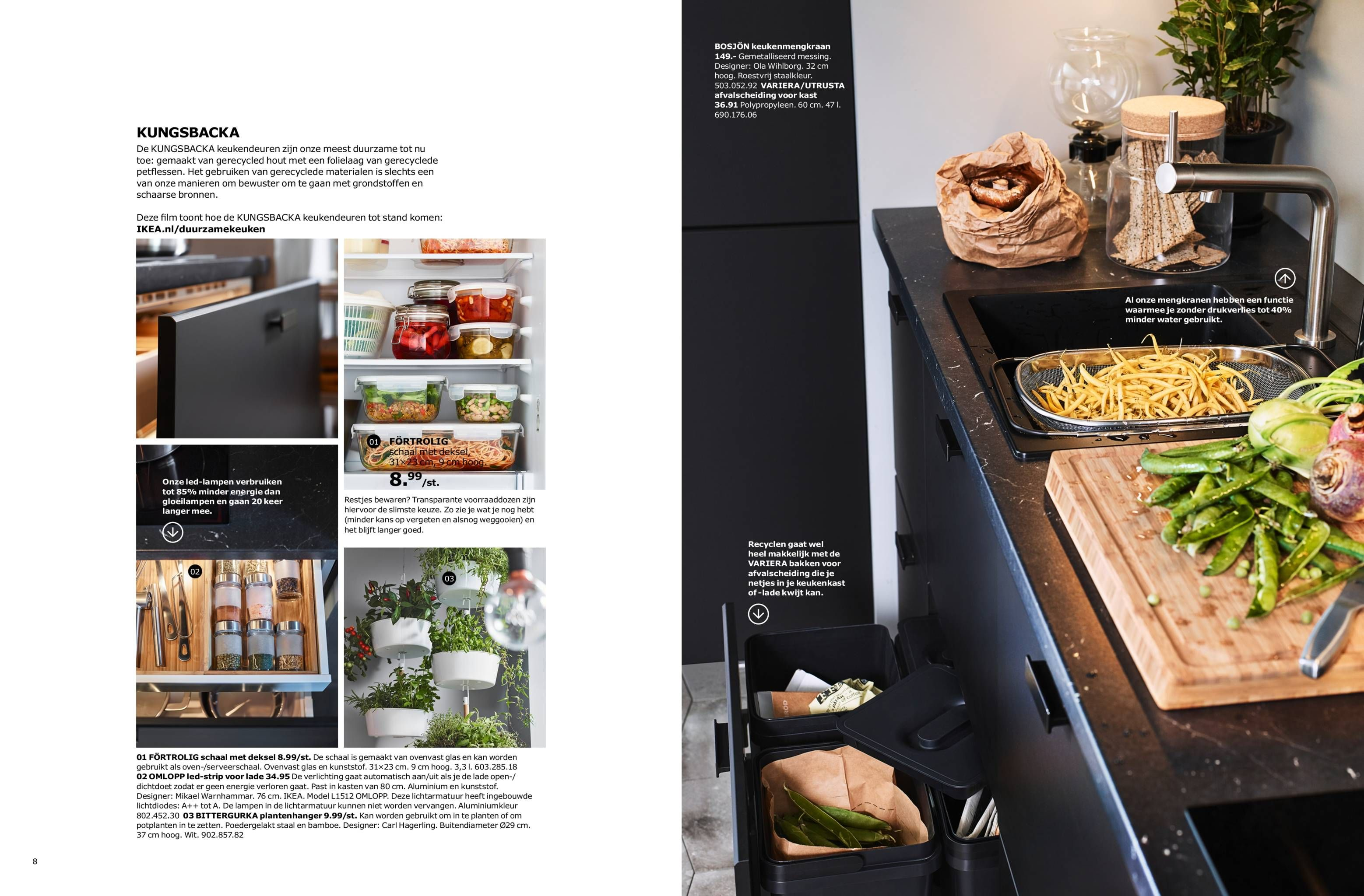 Polypropyleen Keuken Brochure Keukens Keuken In 2018 Pinterest Kitchen Ikea