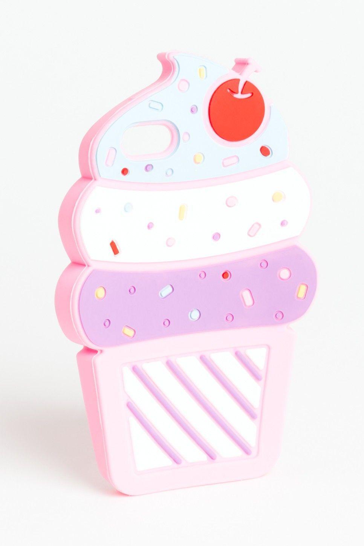 Étui d'iPhone 5S crème glacée   Étui iphone, Coques de téléphone ...