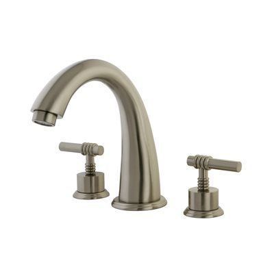 kitchen eod chrome widespread faucet two handle twohandlekitchenfaucets design elements of faucets