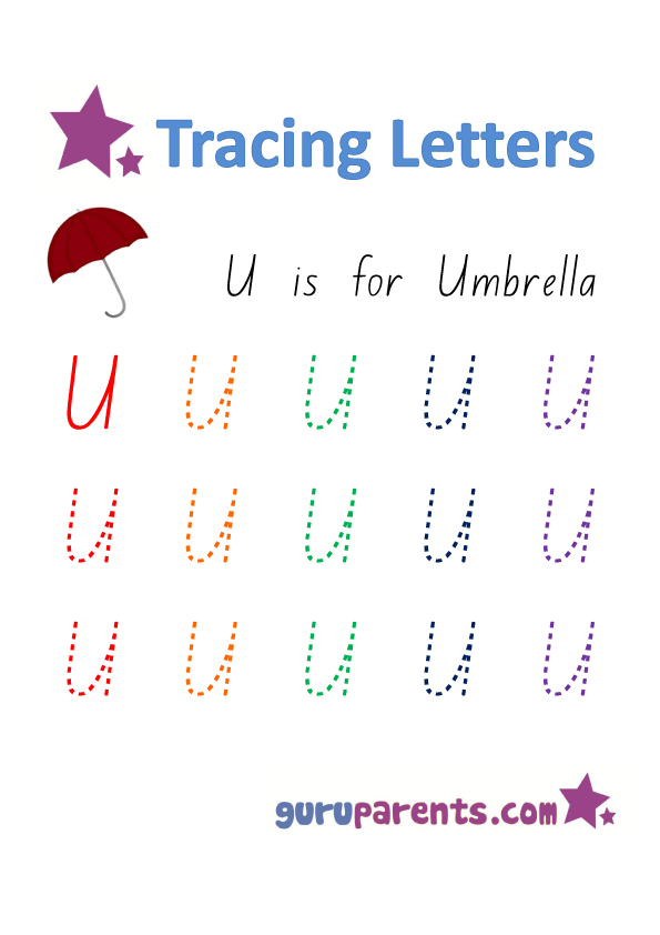 math worksheet : 1000 images about quot;u quot; letter activities on pinterest  umbrellas  : Letter U Worksheets For Kindergarten