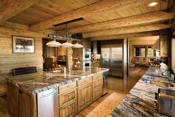 Decoracion Interiores Rustica Cabana Cabana Proyect Pinterest - Decoracion-de-interiores-rusticos