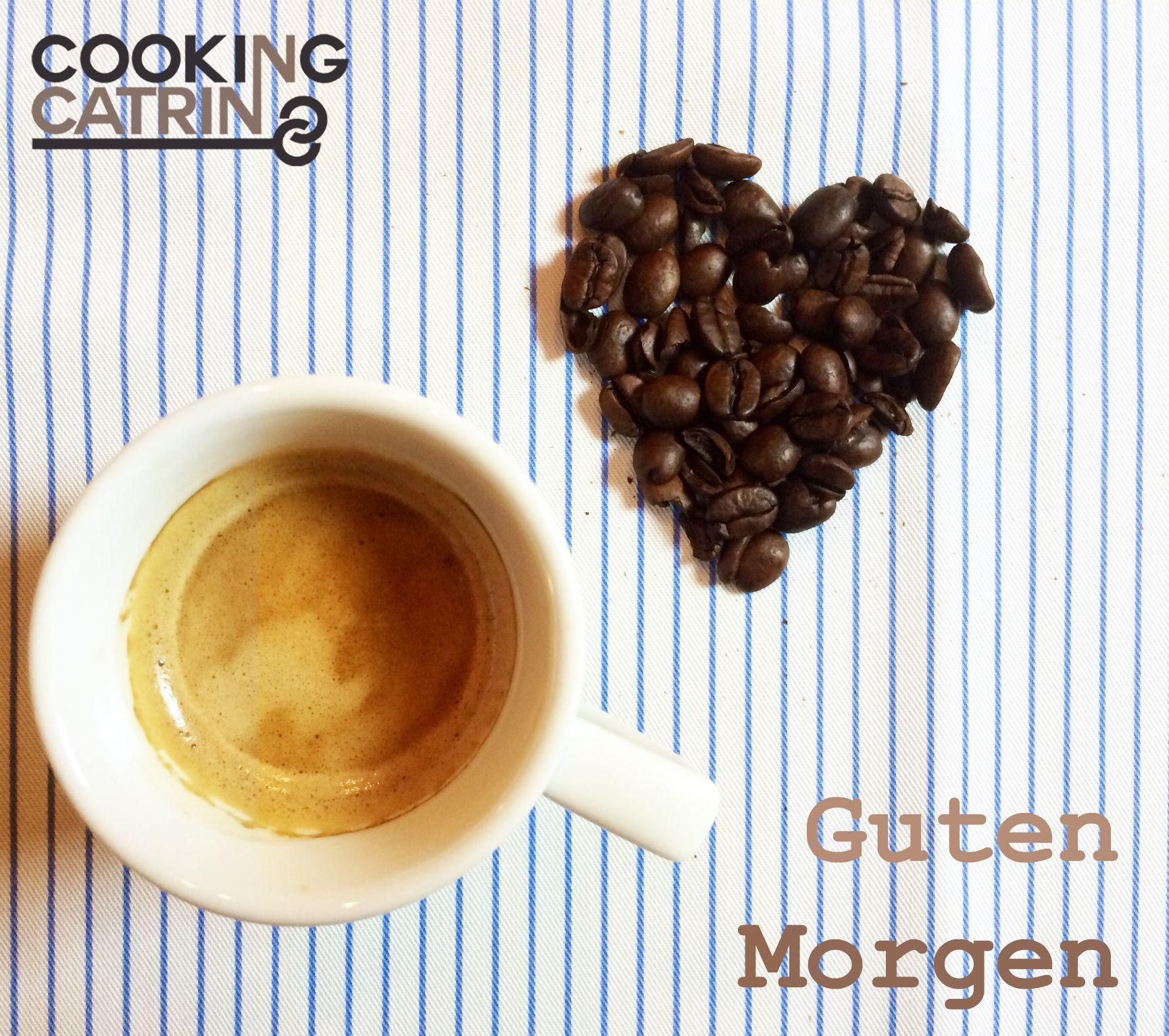 Espresso Guten Morgen Kaffee Cafe Liebhaber Coffee