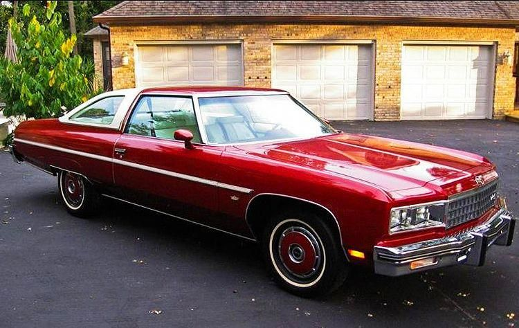 1976 Chevrolet Caprice Coupe With Color Matched Wheel Covers Chevrolet Caprice Chevy Caprice Classic Caprice Classic