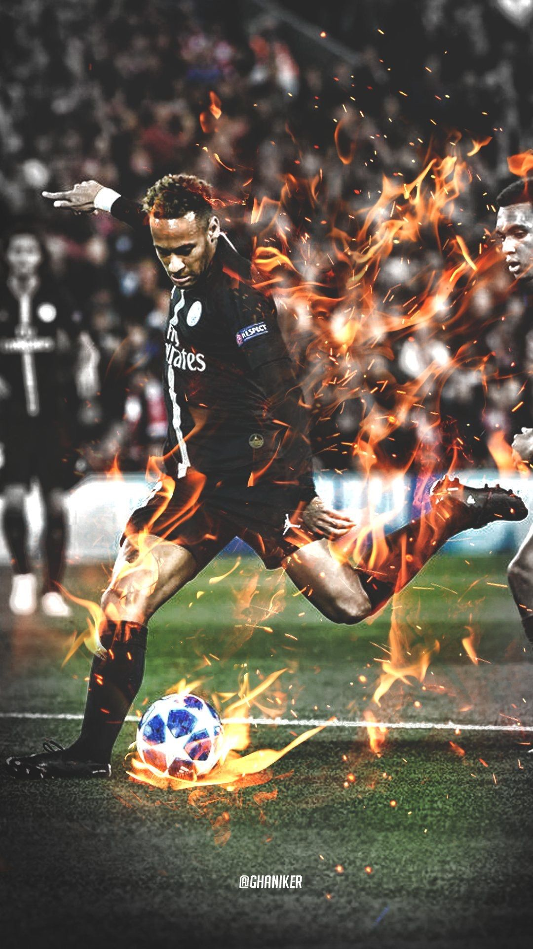 Pin by Sai Prem on Sports wallpapers Neymar jr, Neymar